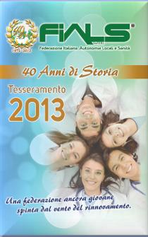 tesseramento 2013